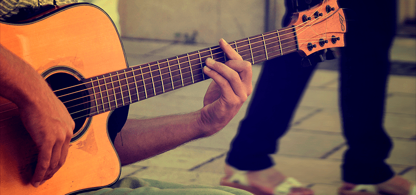 clases de guitarra WB